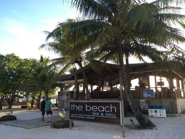 跟沙堡秀隸屬同一個集團的The Beach有著完整規劃。