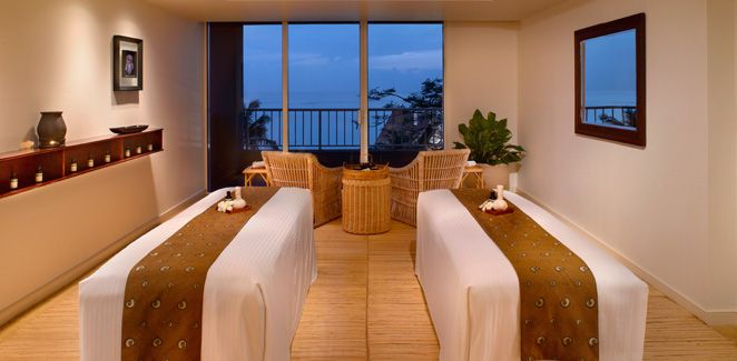 Island Sirena Esthetic Salon走日本系風格。