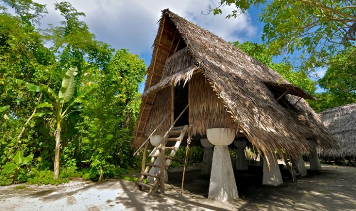 查莫洛生態文化園區內有自然生態步道,讓你一次看遍關島特有植物群。(圖片來源/BG Tours)