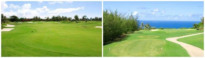 曼吉羅高爾夫俱樂部,來到關島打球一定要體驗一下。
