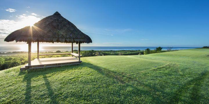 設計風格以太平洋雄偉的大自然為背景,呈現出西太平洋熱帶風貌。