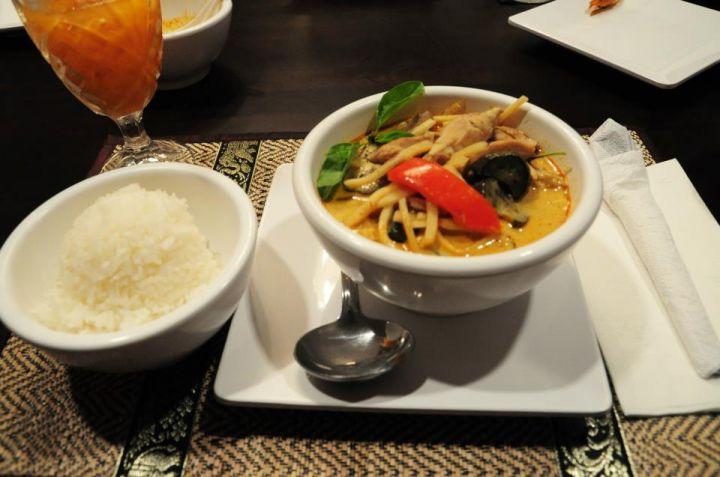關島首屈一指的正宗泰國料理。