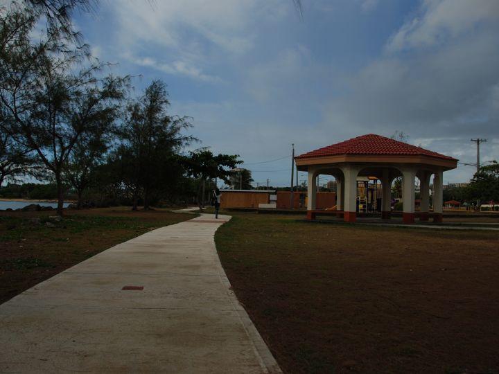 巴西歐公園Paseo de Susana Park位於亞加納區。