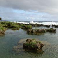關島伊納拉漢天然池