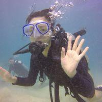 關島免執照體驗潛水
