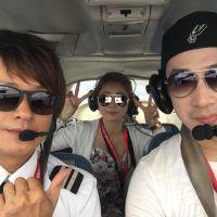 關島體驗飛行(開飛機)
