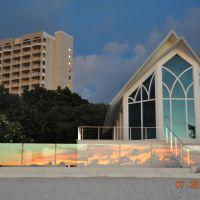 關島璀璨鑽石教堂