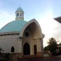 關島水之交響曲教堂