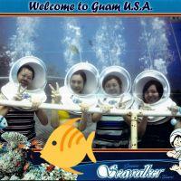 關島海底漫步
