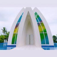關島聖拉古娜教堂(彩虹教堂)