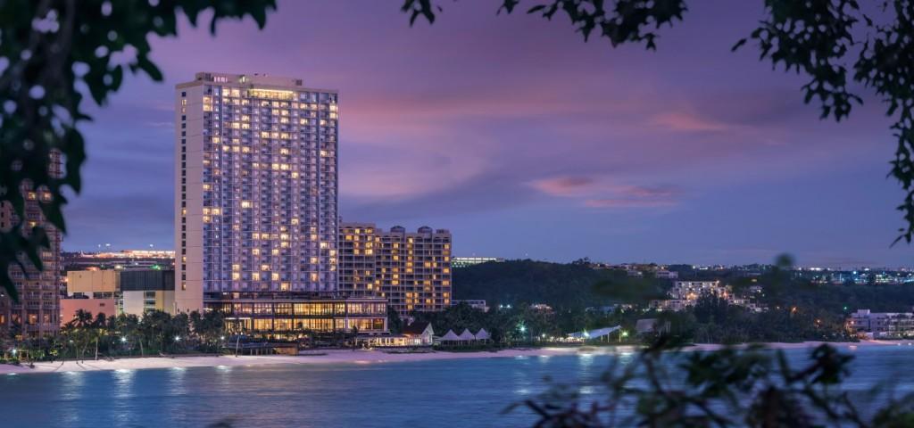 關島頂級飯店初體驗─杜喜塔尼飯店